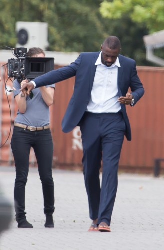 idris elba bow tie makes my dick hard OTHER SIDE OF THE FAME 4