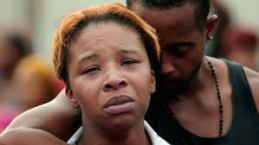 Mike Brown's mom