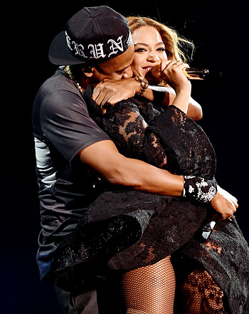 Jay Z and Beyonce OTHER SIDE OF THE FAME
