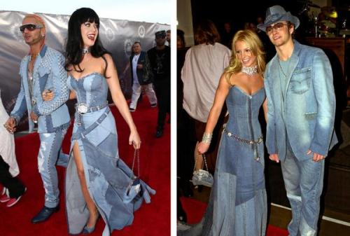 KATY AND RIFF RAFF CIRCA JUSTIN AND BRIT