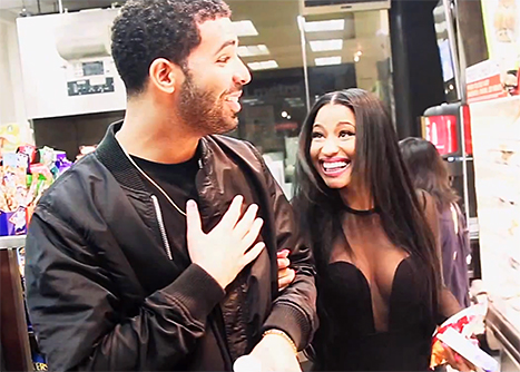 nicki-drake convenience store shopping