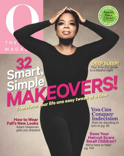 OPRAH _ O MAGAZINE SEPTEMBER ISSUE_BODYSUIT_CATSUIT _OTHER SIDE OF THE FAME_Photo Credit_RUVEN AFANADOR