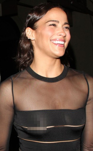 paula patton2 malfunction OTHER SIDE OF THE FAME