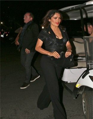Salma hayek Other The Run OTHER SIDE OF THE FAME