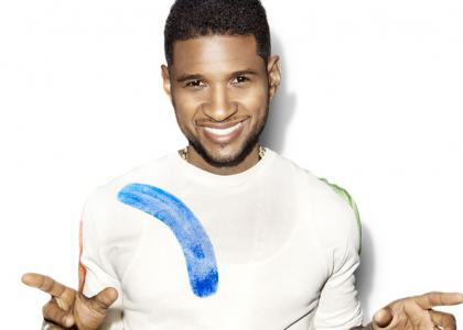 Usher OTHER SIDE OF THE FAME