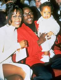 whitney and bobby _with baby kristina otherside of the fame