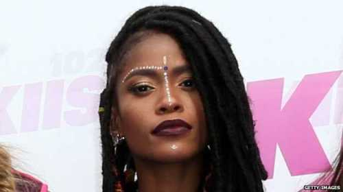 Simone Battle of G.R.L