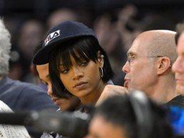 Rihanna, Jeffrey Katzenberg