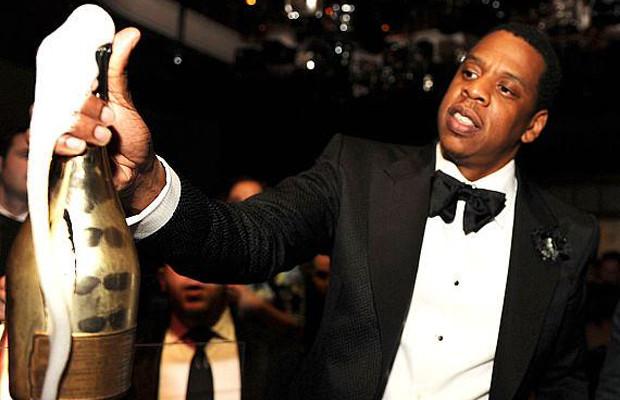 Jay Z champagne