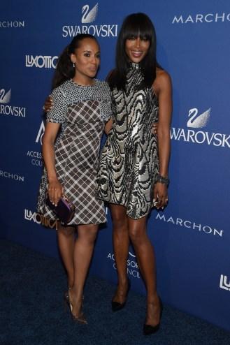 Naomi and Kerry