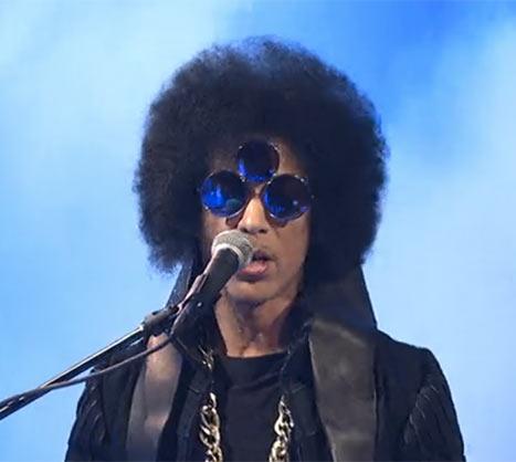prince SNL NOV 1