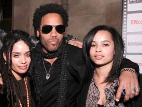 Generational ROYALTY_Lenny-Kravitz-Lisa-Bonet-Zoe-Kravitz