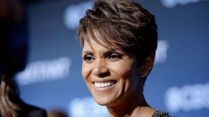 halle berry big grin reuters
