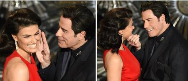 John and Idina