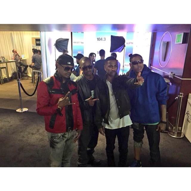Kci_Devante_JoJo with Big Sean2