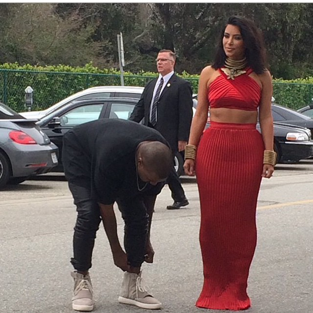 Kimye Roc Nation Brunch