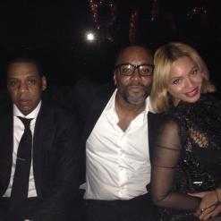 Lee Daniels Beyonce and Jay Z