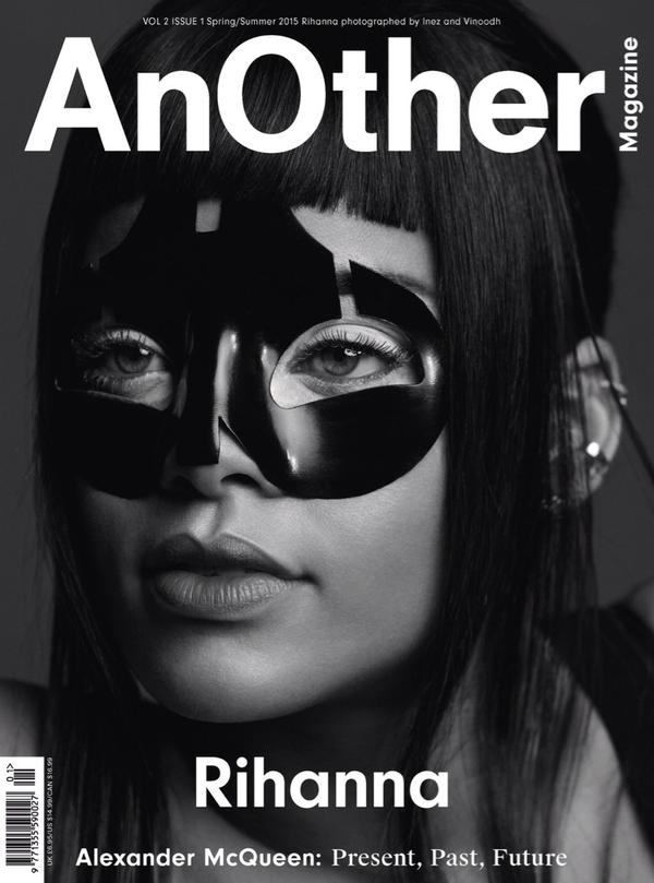 Rihanna_AnOther Mag Cover
