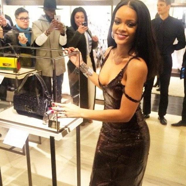 RihannaFendi
