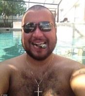 George Zimmerman in pool