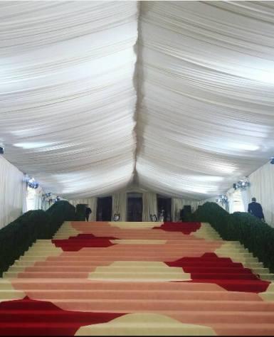 Meta Gala Red Carpet 2016