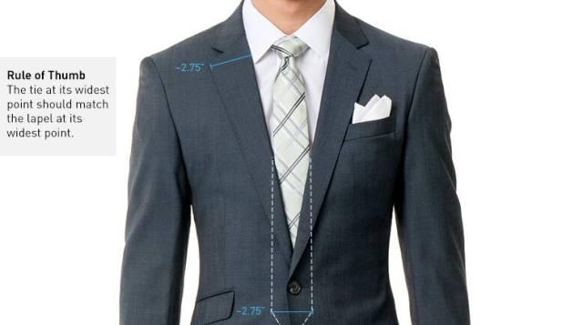 Tie Suit Tip