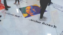 Archie Roach, musician. By Ai Weiwei