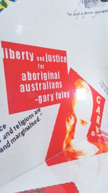 Dr Gary Foley Indigenous rights activist who founded the original Tent Embassy. By Ai Weiwei