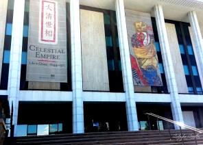 National Libray of Australia - Celestial Empire exhibition