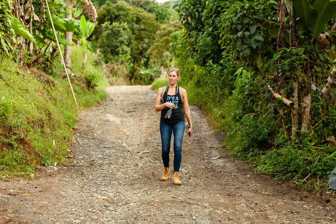 solo travel group tour in Colombia