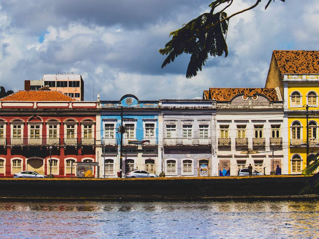 Solo travel to Brazil Recife