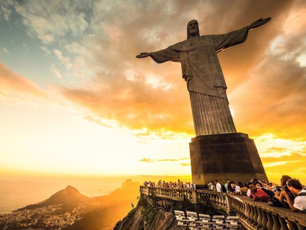 Solo travel to Brazil Rio de Janeiro