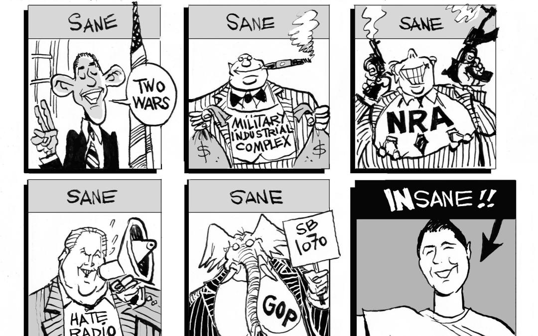 National Insanity