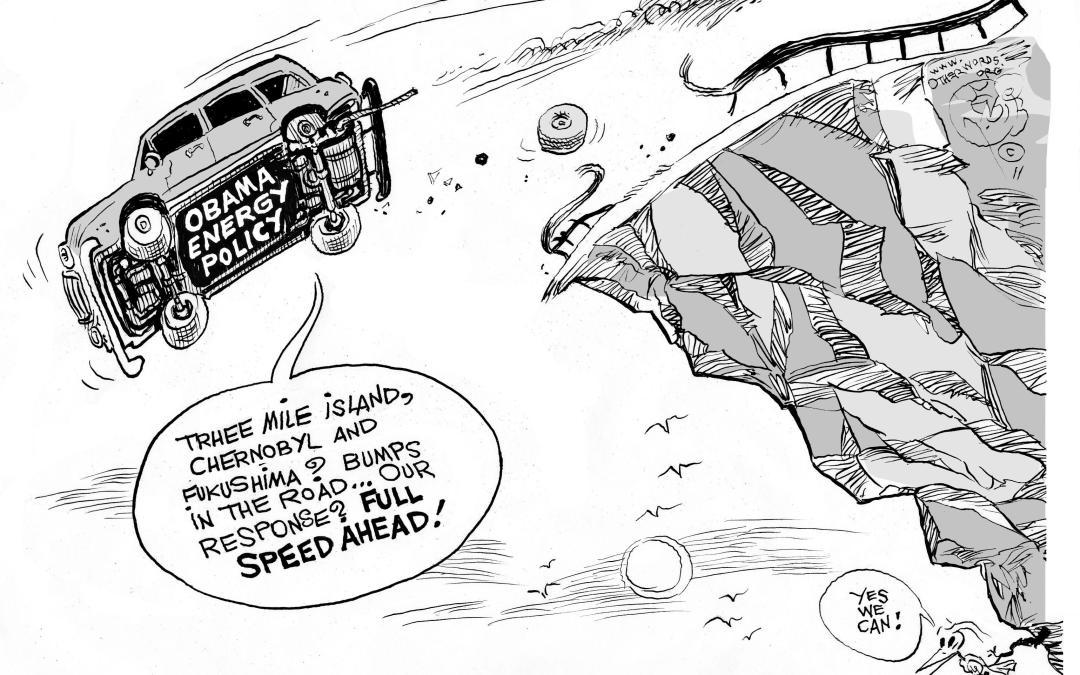 Obama's Nuclear GPS