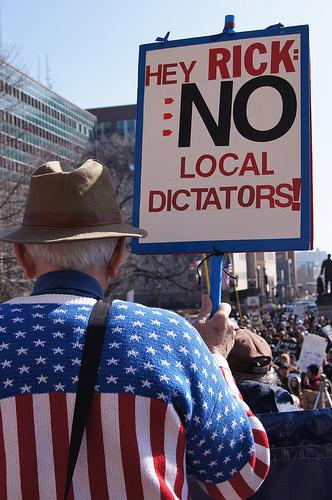 Michigan Locals Fight for Democracy