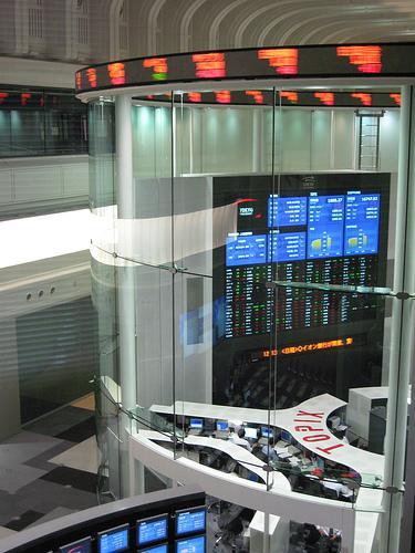 Wall Street's Speed Freaks