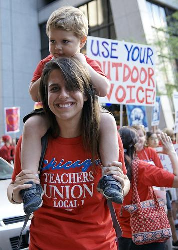 Chicago and the Psychology of Teacher Bashing