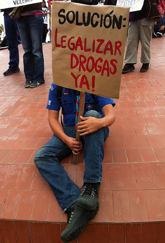 Charting a New Course on Illegal Drugs