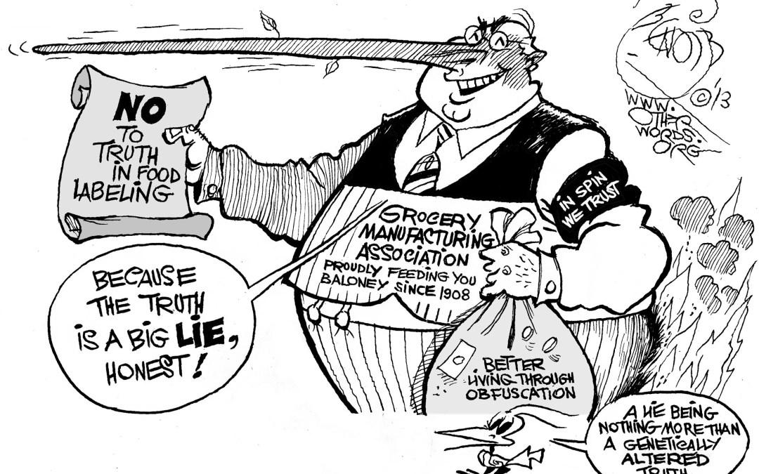 Genetically Engineered Truth