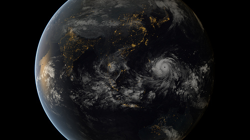 A Typhoon Tax