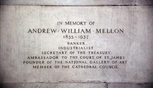 Andrew Mellon Headstone