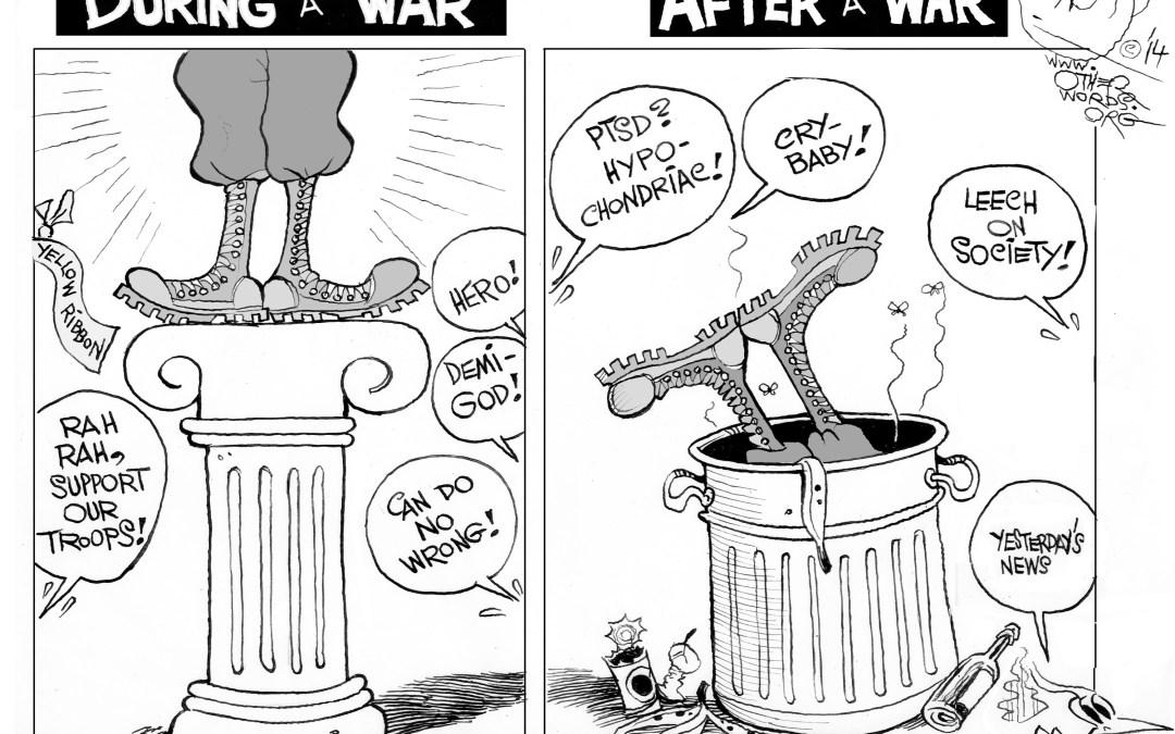 The War on Veterans