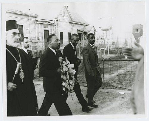 MLK and 50 Years of Civil Rights