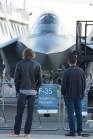 F-35 Bomber on Display