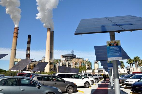 Clean vs Dirty Energy