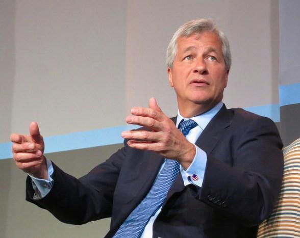Jamie Dimon JP Morgan CEO