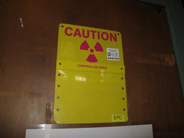 Nuclear Controlled Area