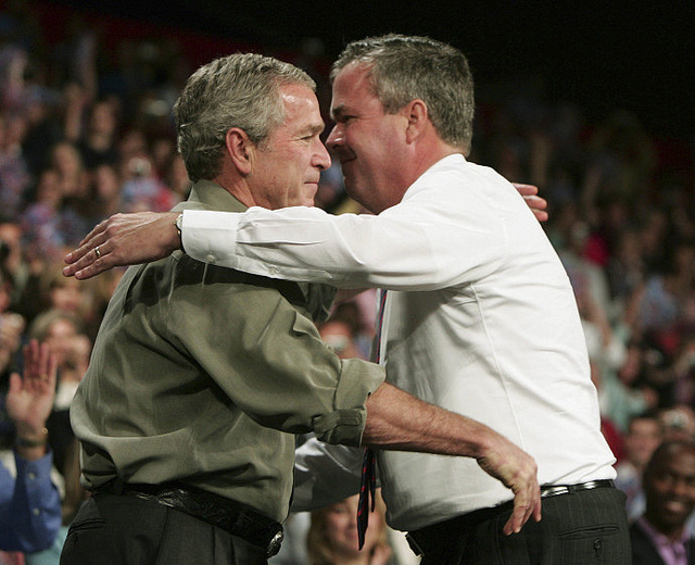 Of Course Jeb Bush Would Have Invaded Iraq
