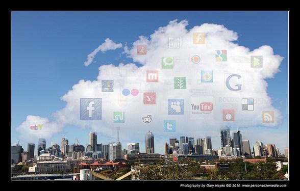 Green America Cloud Computing Gary Hayes