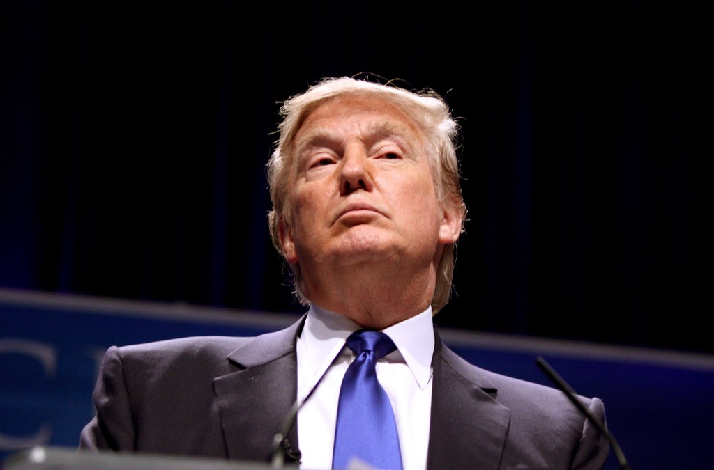 Trump's No Outlier
